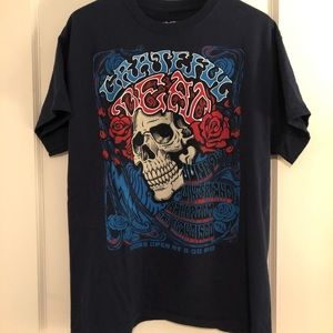 NWOT Grateful Dead Winterland Ballroom T-shirt